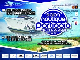 Salons nautiques corse du sud - Photo 1
