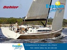 EVASION YACHTING, distributeur des voiliers DEHLER