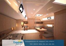 Présentation du nouveau Bavaria C38 avec Evasion Yachting - Photo 3