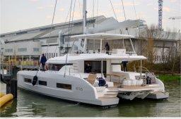 Euro-Voiles vous fait découvrir le nouveau Lagoon 55 ! - Photo 1