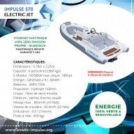 IMPULSE 570 Electric Jet (180hp) - Photo 1