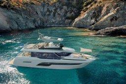 Découvrez la nouvelle Prestige Yacht X60 avec Euro-Voiles / Riviera Plaisance