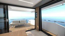Découvrez la nouvelle Prestige Yacht X60 avec Euro-Voiles / Riviera Plaisance - Photo 1